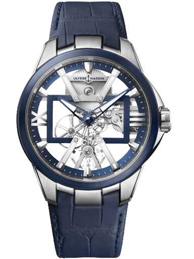 Ulysse Nardin Executive Skeleton X 42mm Men's Watch-3713-260/03