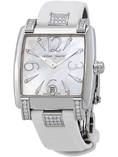 Ulysse Nardin Caprice Automatic Ladies Watch-133-91C/691
