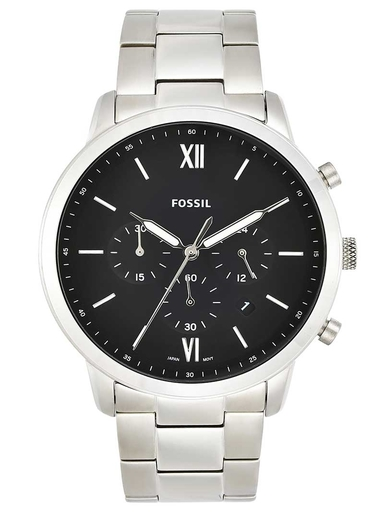 Fossil Neutra Chronograph Stainless Steel Watch-FS5384I