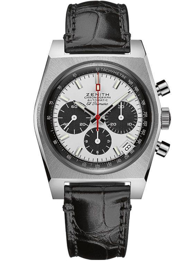 Zenith El Primero celebrates its 50th anniversary Men Chronograph Automatic Watch-03.A384.400/21.C815