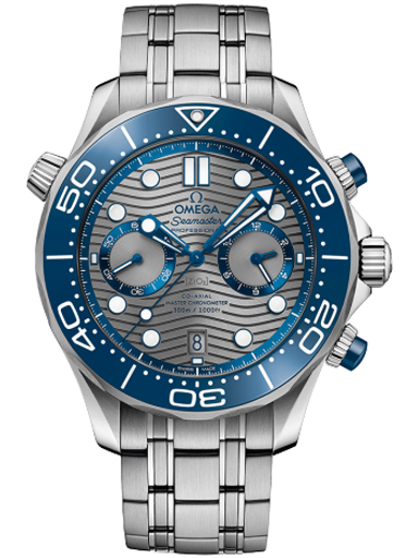 Omega Seamaster 300M Co-Axial Master Chronometer Chronograph 44 MM Watch-O21030445106001