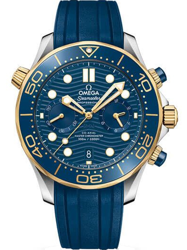 Omega Seamaster 300M Co-Axial Master Chronometer Chronograph 44 MM Men's Watch-O21022445103001