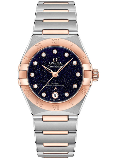 Omega Constellation Co-Axial Master Chronometer 29 mm Women's Watch-O13120292053002