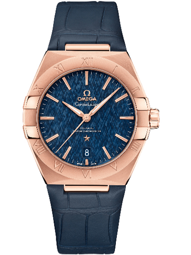 Omega Constellation Co-Axial Master Chronometer 39 mm Men's Watch-O13153392003001