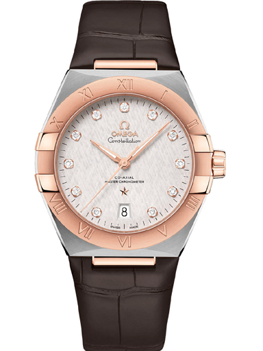 Omega Constellation Co-Axial Master Chronometer 39 mm Men's Watch O13123392052001-O13123392052001