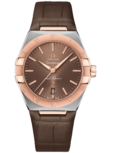 Omega Constellation Co-Axial Master Chronometer 39 mm Men's Watch O13123392013001-O13123392013001