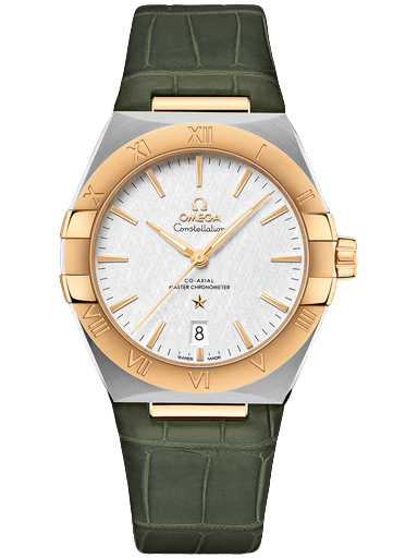 Omega Constellation Co-Axial Master Chronometer 39 mm Men's Watch O13123392002002-O13123392002002