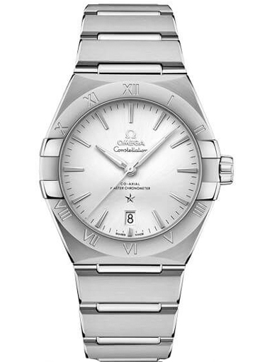 Omega Constellation Co-Axial Master Chronometer 39 mm Men's Watch O13110392002001-O13110392002001