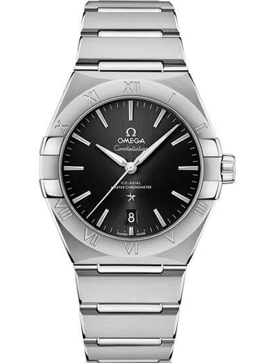 Omega Constellation Co-Axial Master Chronometer 39 mm Men's Watch O13110392001001-O13110392001001