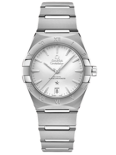 Omega Constellation Co-Axial Master Chronometer 36mm Watch For Women's O13110362002001-O13110362002001