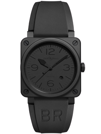 Bell & Ross BR0392 Phantom-CE Men's Watch-BR0392-PHANTOM-CE