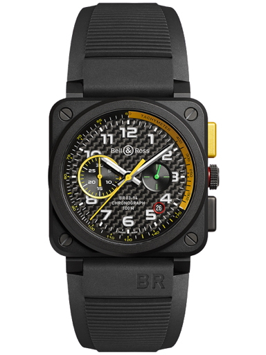 Bell & Ross BR0394-RS17 Automatic Men's Watch-BR0394-RS17