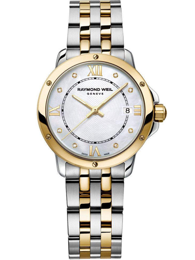 Raymond Weil Tango Mother of Pearl Dial Ladies Watch-5391-STP-00995