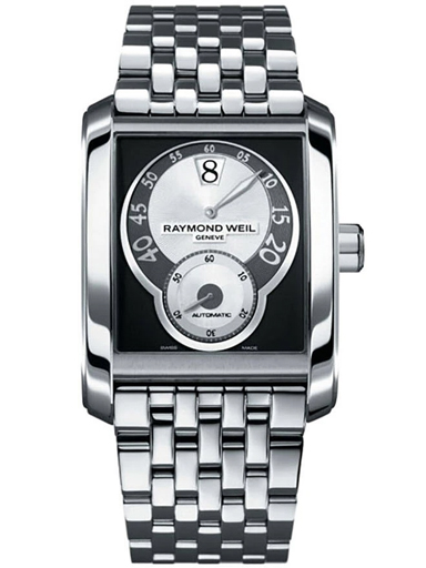 Raymond Weil Don Giovanni Cosi Grande Stainless Steel Automatic Men's Watch-4400-ST-00268