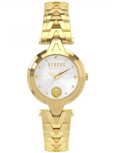 Versus Analog Silver Dial Watch For Women-SCI250017