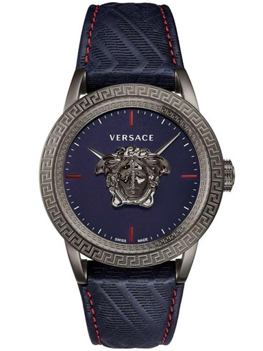 Versace Palazzo Empire Round Analog Blue Dial Men Watch-VERD00118