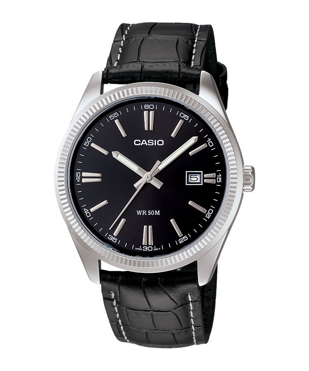casio enticer men mtp-1302l-1avdf (a489) analog men's watch-A489