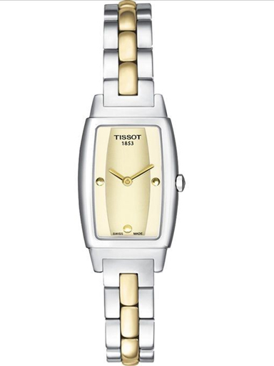 tissot t-trend  women's watch t10248521-T10.2.485.21