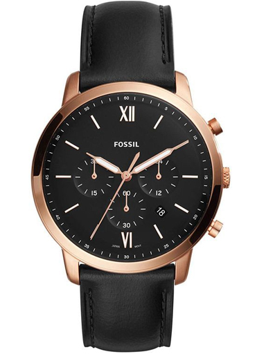 Fossil Analog Black Dial Men's Watch - FS5381I-FS5381I
