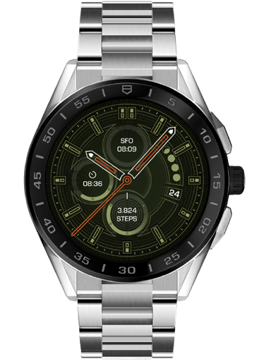 TAG HEUER CONNECTED-SBG8A10.BA0646