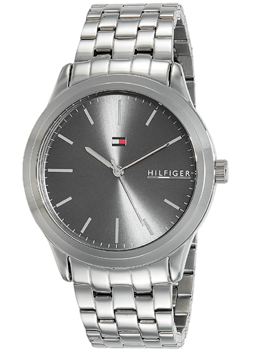 Tommy Hilfiger Analog Grey Dial Men Watch-TH1791444W