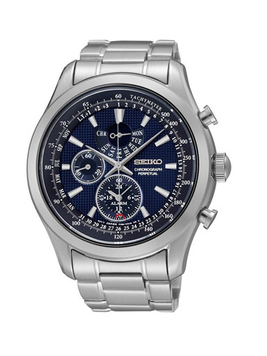 Seiko Discover More Blue Dial Men's Watch SPC125P1-SPC125P1