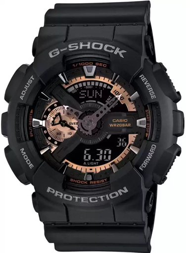 G397 G-Shock Analog-Digital Watch For Men-G397