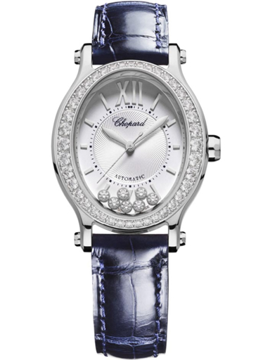 Chopard Happy Sport Oval Automatic Ladies Watch-278602-3003