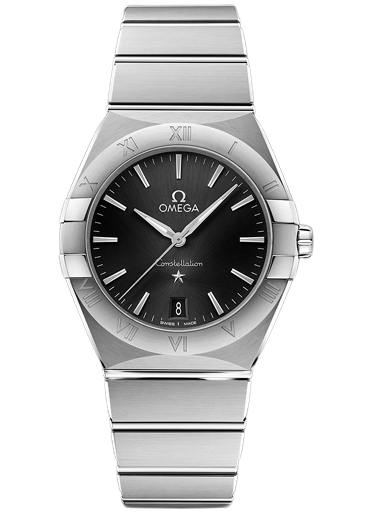 OMEGA CONSTELLATION QUARTZ 36 MM WATCH-O13110366001001