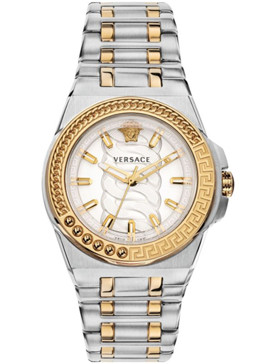 Versace Chain Reaction incredible attractive Ladies watch-VEHD00420