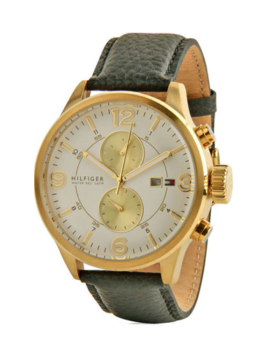 Tommy Hilfiger White Multi-Function Dial TH1790893/D Men's Watch-TH1790893/D