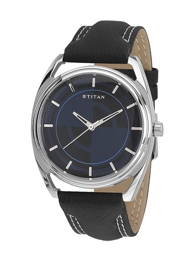 Titan Youth Analog Multi-Color Dial  Watch-NE1589SL02A