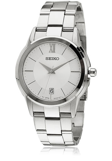 Seiko Stylish Dress Mens Watch-SGEF41P1