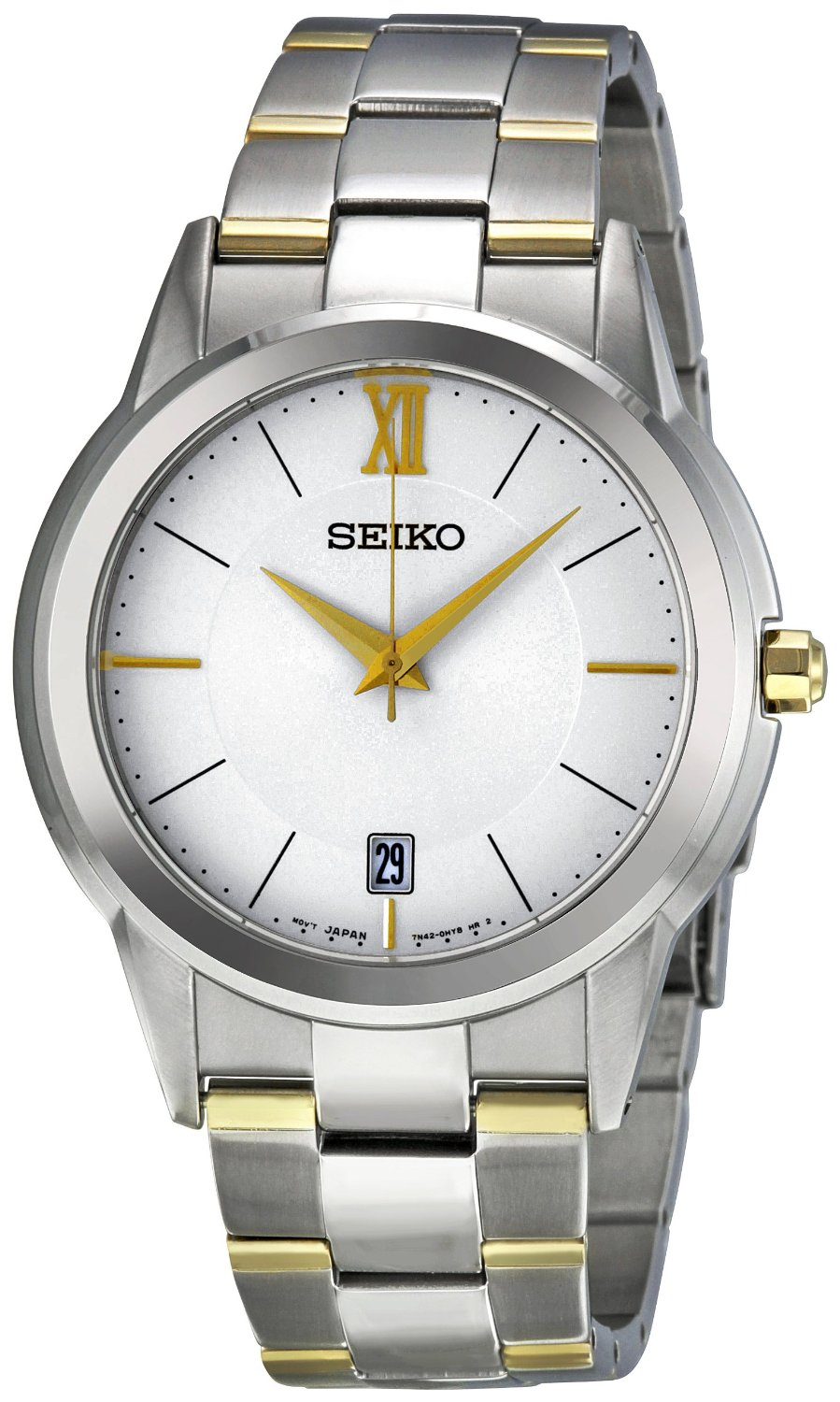 Seiko Criteria Mens Watch-SGEF45P1