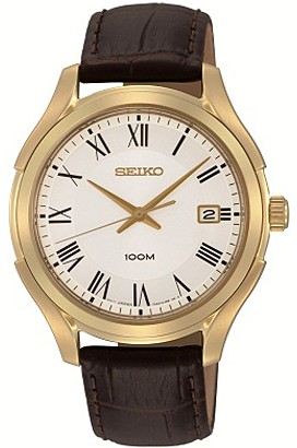 Seiko Dress Quartz SGEF72P1 Men's Watch-SGEF72P1