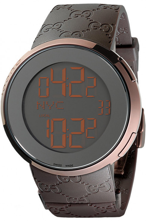 Gucci 114 I-Gucci Men's Digital Watch-YA114209