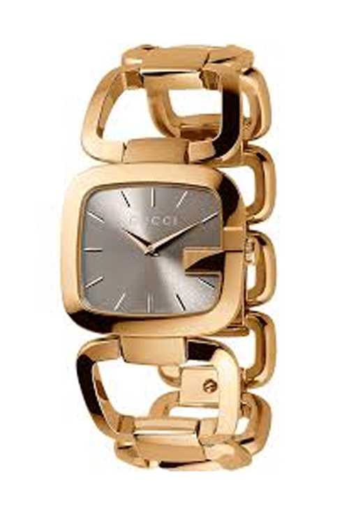 LADIES GUCCI G-GUCCI WATCH YA125511-YA125511