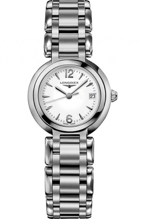 longines primaluna quartz women's watch-L8.110.4.16.6