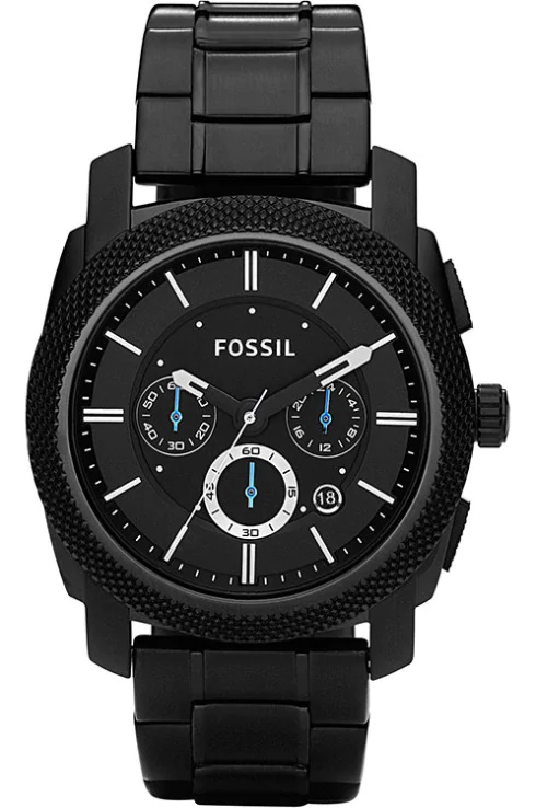 Fossil Men's Analog Dial Watches-FS4552I