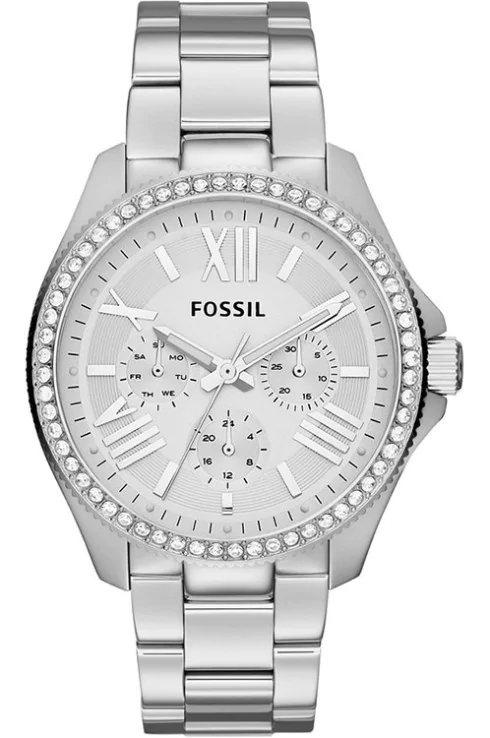 Fossil Women's  Cecile Stainless Steel Watch-AM4481