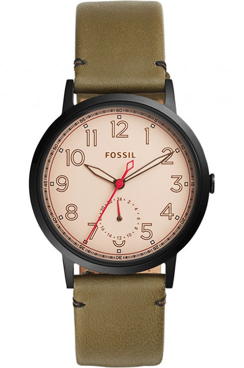 Fossil Muse White Dial Women's Watch-ES4058I
