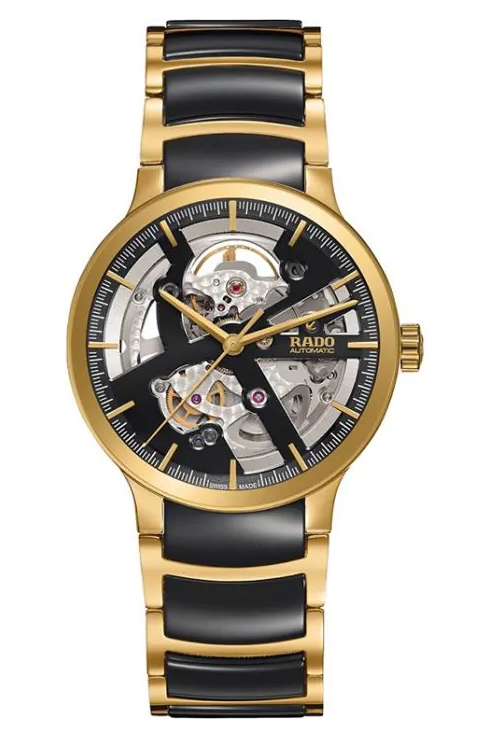 Rado Centrix Skeleton Automatic Men's Watch-R30180162