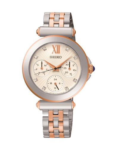 Seiko Multi-function SKY700P1 Women's Watch-SKY700P1