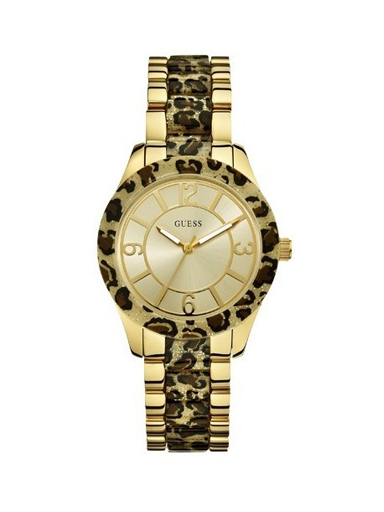 Guess Ladies GODDESS Gold Watch-W0014L2