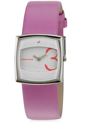 Fastrack Purple Analog Watch-Ne6013sl01