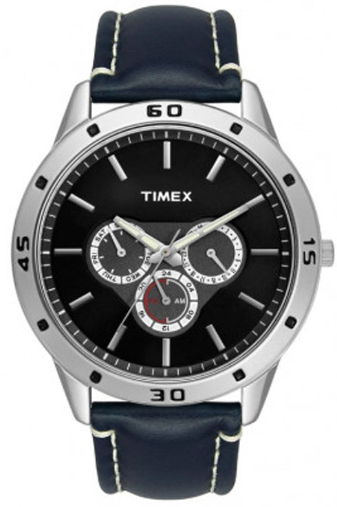 Timex Fashion Black Dial Men Watch TW000U912-TW000U912