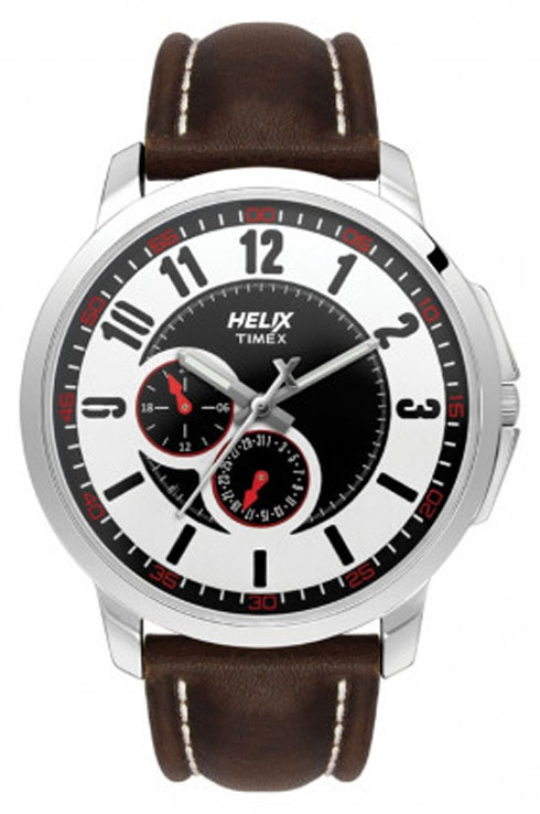 timex tw018hg05 helix watch for men-TW027HG08