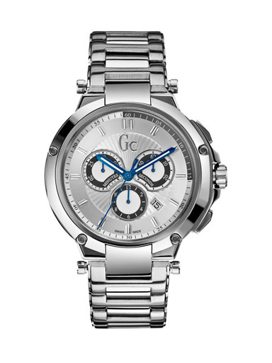 Gc Gents Chronograph Watch-X66004G1S