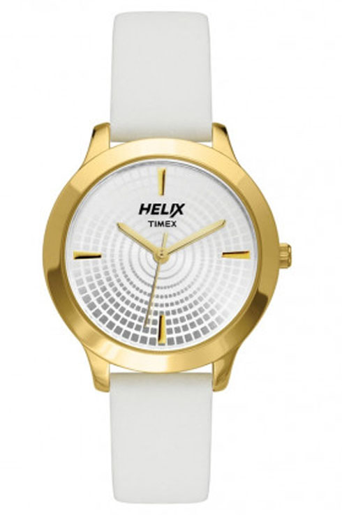 Helix TW022HL08 Grey Dial Women's Watch-TW022HL08