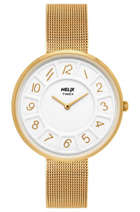 helix analog tw031hl04 women's watch-TW031HL04